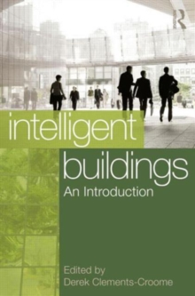 Intelligent Buildings: An Introduction, Hardback Book
