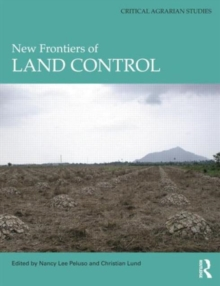 New Frontiers of Land Control, Paperback / softback Book