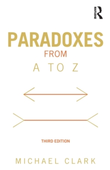 Paradoxes from A to Z, Paperback / softback Book