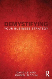 Demystifying Your Business Strategy, Paperback / softback Book