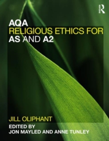AQA Religious Ethics for AS and A2, Paperback Book