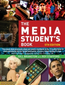 The Media Student's Book, Paperback Book