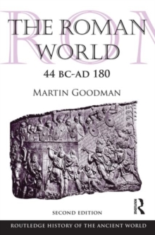The Roman World 44 BC-AD 180, Paperback Book