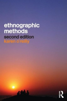Ethnographic Methods, Paperback / softback Book