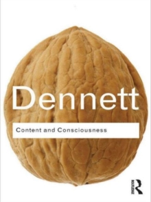 Content and Consciousness, Paperback Book