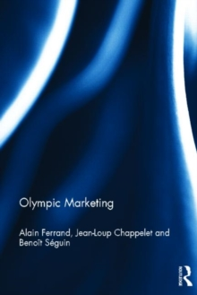 Olympic Marketing, Paperback / softback Book