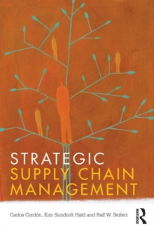 Strategic Supply Chain Management, Paperback / softback Book
