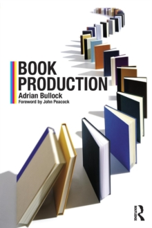 Book Production, Paperback Book