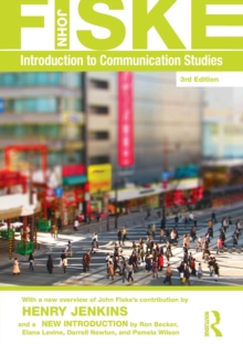 Introduction to Communication Studies, Paperback Book