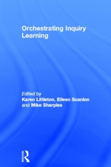 Orchestrating Inquiry Learning, Hardback Book