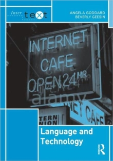 Language and Technology, Paperback Book