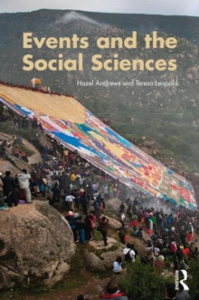 Events and The Social Sciences, Paperback / softback Book