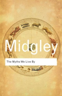 The Myths We Live By, Paperback / softback Book