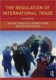 The Regulation of International Trade, Paperback Book
