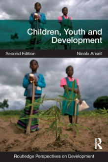 Children, Youth and Development, Paperback Book