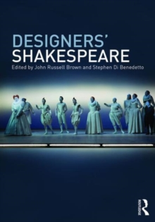 Designers' Shakespeare, Hardback Book