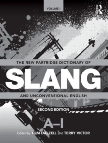 The New Partridge Dictionary of Slang and Unconventional English, Hardback Book