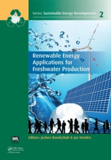Renewable Energy Applications for Freshwater Production, Hardback Book