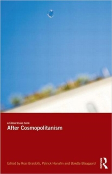 After Cosmopolitanism, Hardback Book