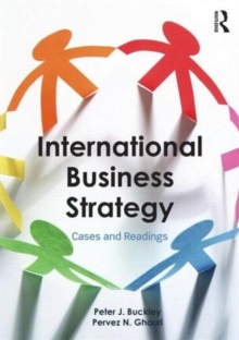 International Business Strategy : Theory and Practice, Paperback / softback Book