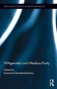 Wittgenstein and Merleau-Ponty, Hardback Book