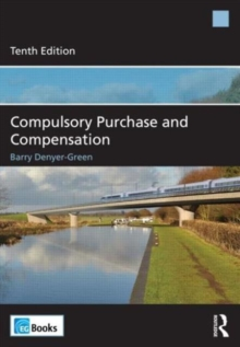 Compulsory Purchase and Compensation, Paperback Book