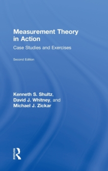 Measurement Theory in Action : Case Studies and Exercises, Second Edition, Hardback Book