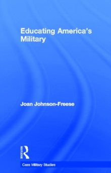 Educating America's Military, Hardback Book