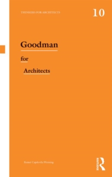 Goodman for Architects, Paperback / softback Book
