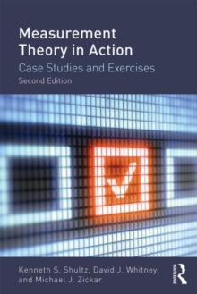 Measurement Theory in Action : Case Studies and Exercises, Second Edition, Paperback / softback Book