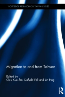 Migration to and From Taiwan, Hardback Book