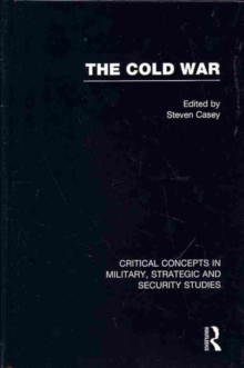 The Cold War, Hardback Book
