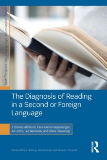 The Diagnosis of Reading in a Second or Foreign Language, Paperback / softback Book