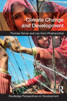 Climate Change and Development, Paperback / softback Book
