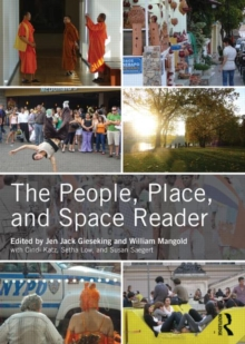 The People, Place, and Space Reader : A Reader, Paperback Book