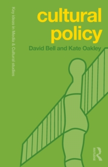 Cultural Policy, Paperback Book