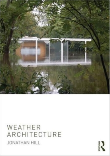 Weather Architecture, Paperback / softback Book