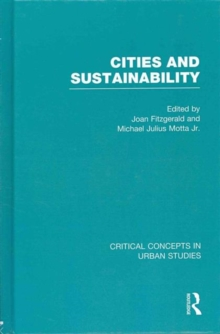 Cities and Sustainability, Hardback Book