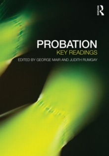 Probation : Key Readings, Paperback / softback Book