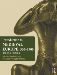 Introduction to Medieval Europe 300-1500, Paperback Book
