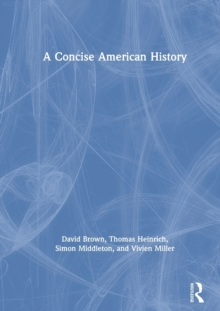 A Concise American History, Hardback Book