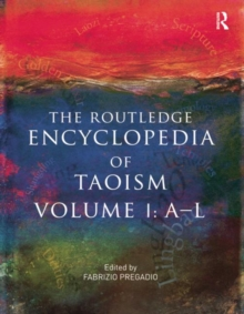 The Routledge Encyclopedia of Taoism : 2-Volume Set, Paperback / softback Book