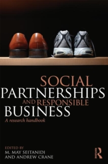 Social Partnerships and Responsible Business : A Research Handbook, Hardback Book