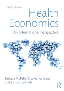 Health Economics : An International Perspective, Paperback Book
