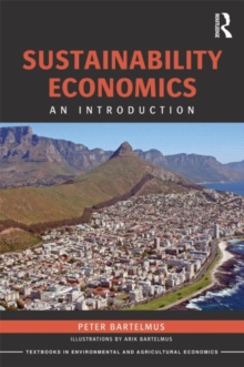 Sustainability Economics : An Introduction, Paperback / softback Book