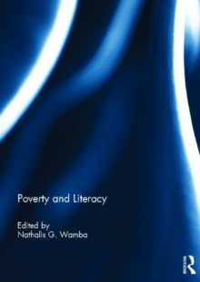 Poverty and Literacy, Hardback Book