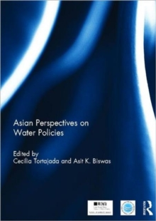 Asian Perspectives on Water Policy, Hardback Book