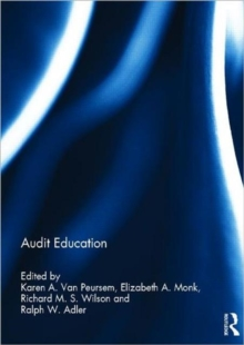 Audit Education, Hardback Book