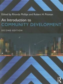 An Introduction to Community Development, Paperback / softback Book