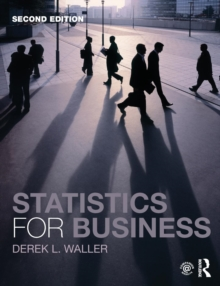 Statistics for Business, 2nd Edition, Paperback Book